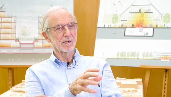 Interview à Renzo Piano